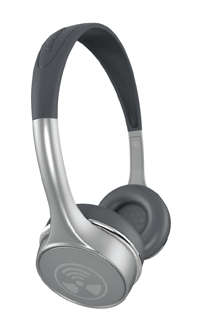 iFrogz Earpollution Toxix Plus Headphones with Mic