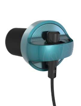 iFrogz Carbide Earbuds with Mic