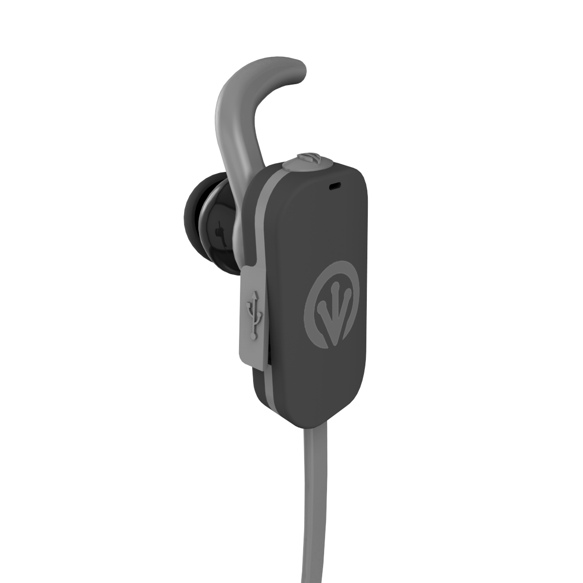 iFrogz FreeRein Reflect Earbuds with Mic