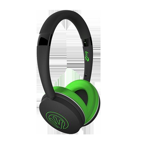 iFrogz FreeRein Reflect Headphones with Mic