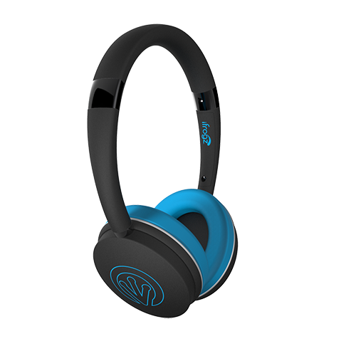 iFrogz FreeRein Reflect Headphones with Mic