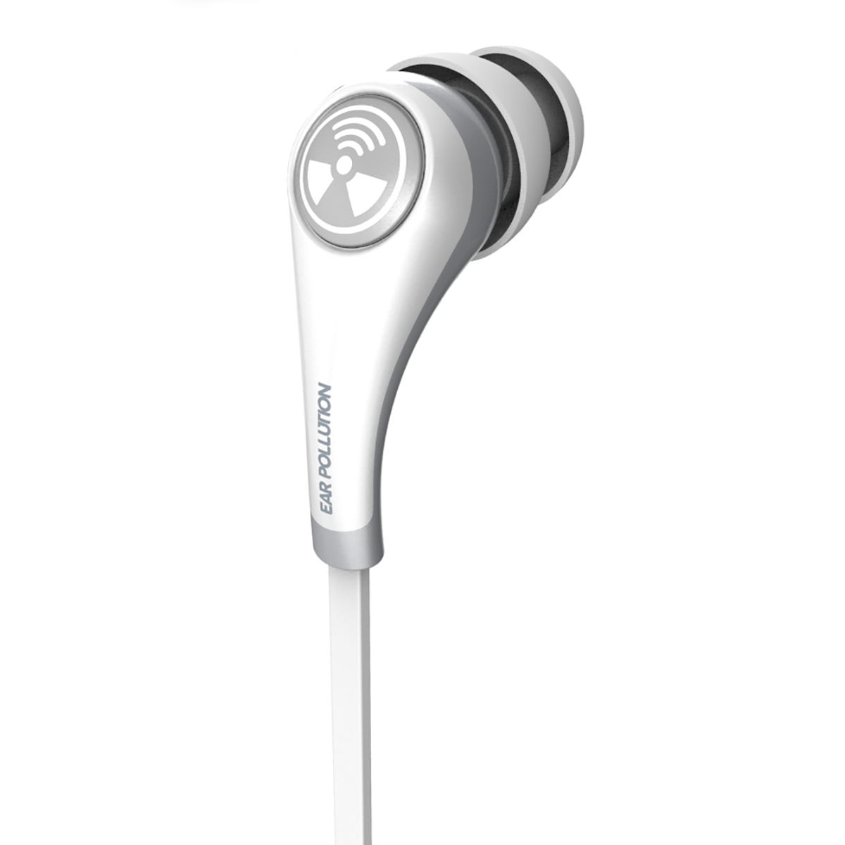 iFrogz Earpollution Plugz Mobile Earbuds with Mic