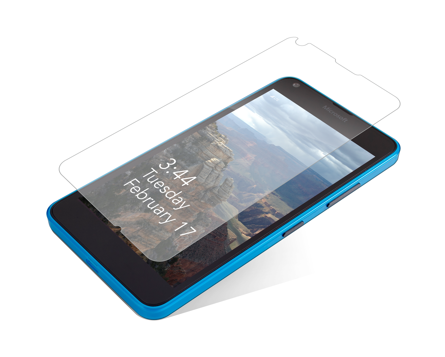 InvisibleShield Original for the Microsoft Lumia 640