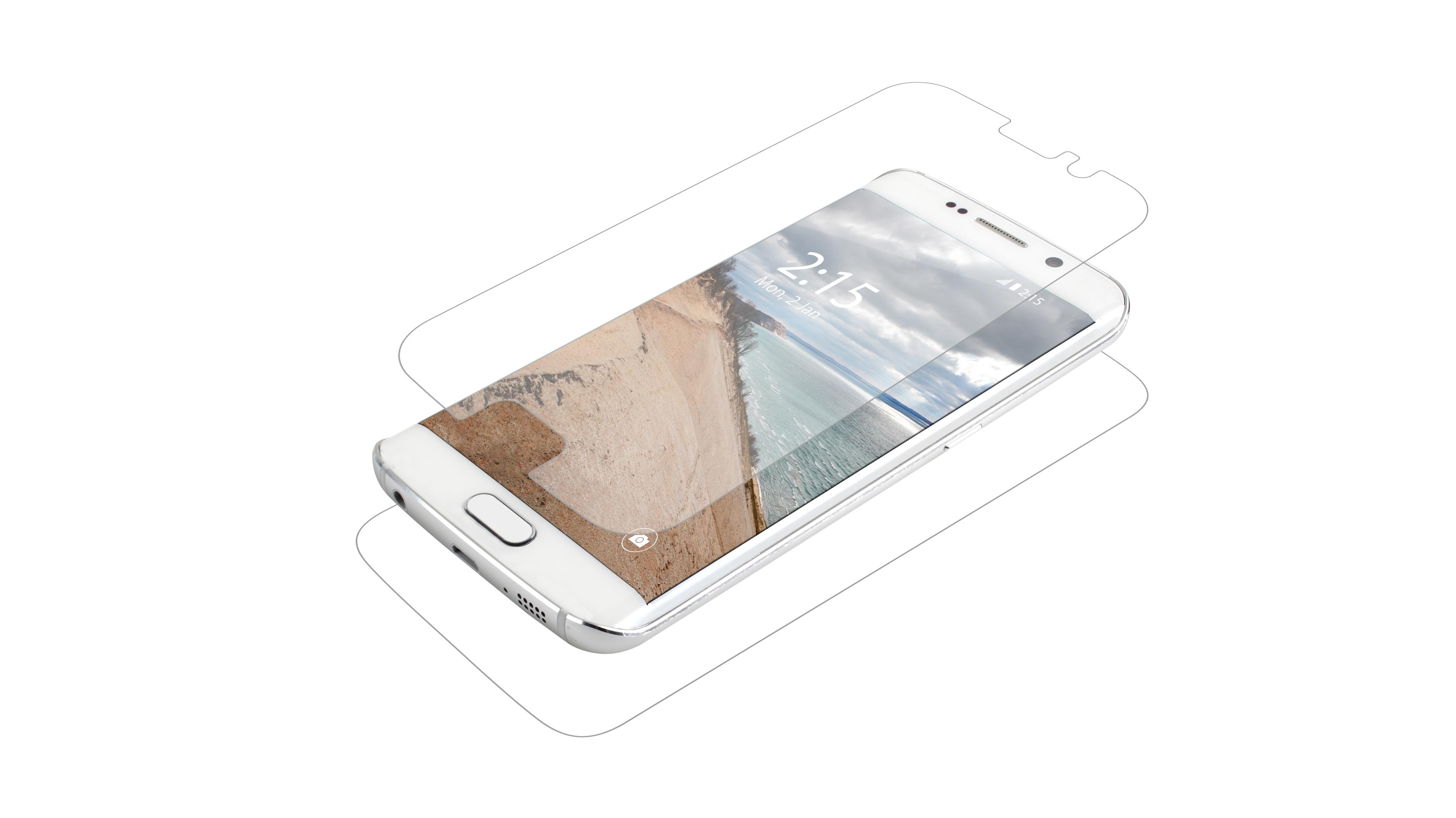 InvisibleShield Original for the Samsung Galaxy S6 edge