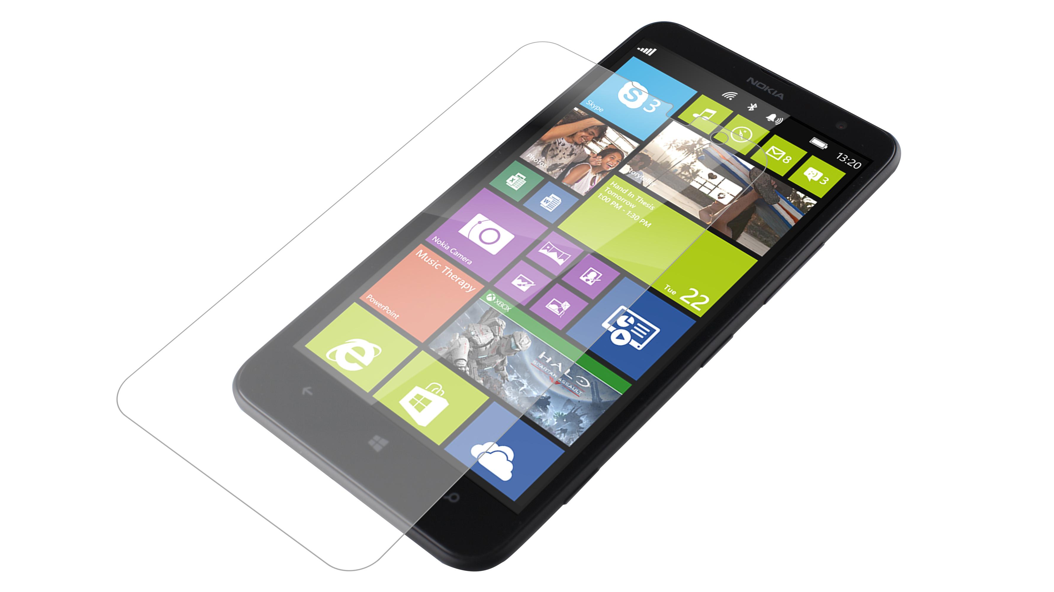 InvisibleShield Original for the Nokia Lumia 1320