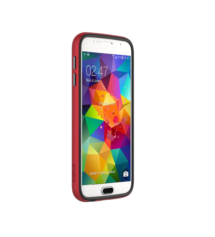 InvisibleShield Orbit Bumper Case for the Samsung Galaxy S6