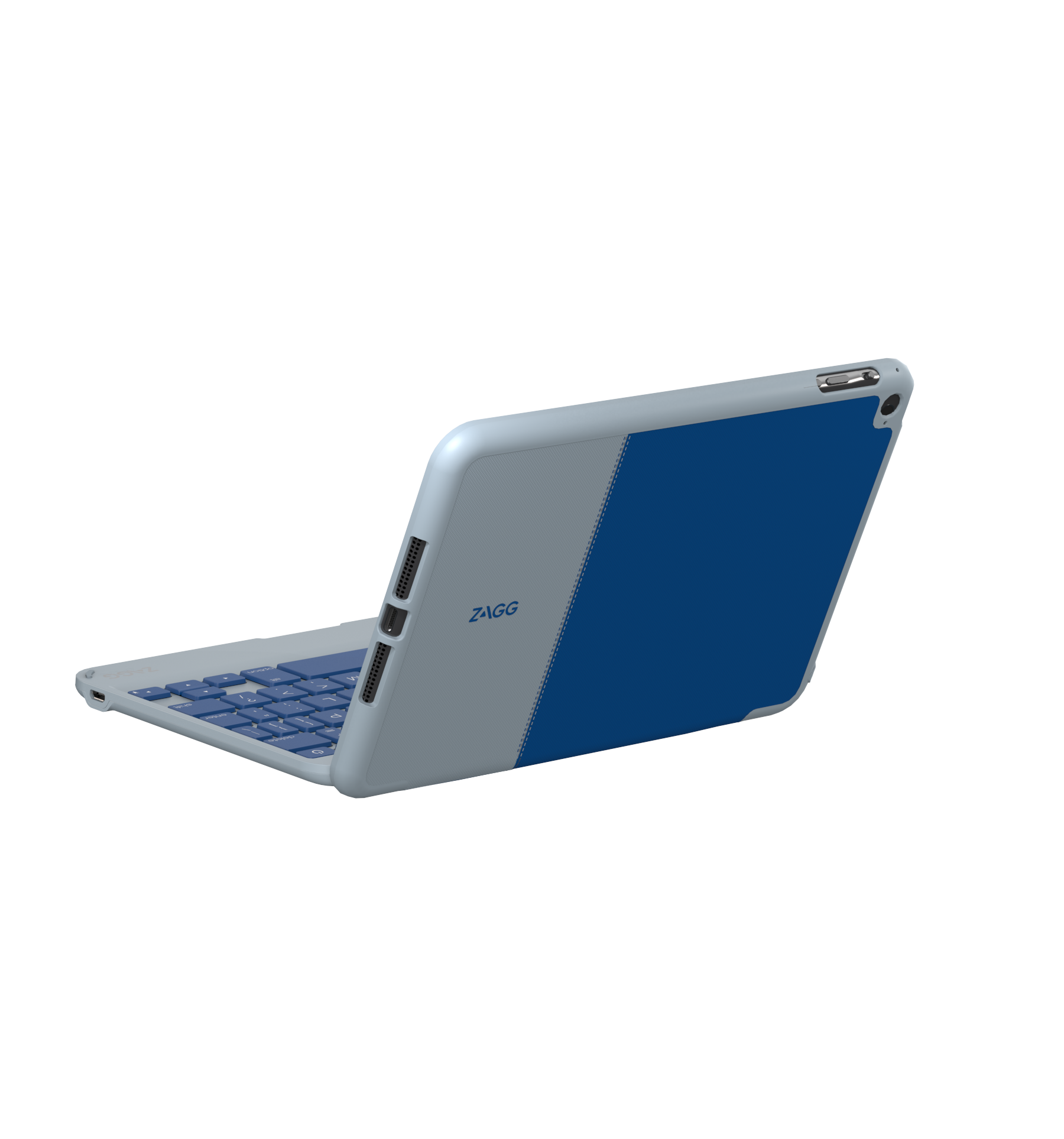 Folio Two-Tone Case with Keyboard for the Apple iPad mini 4