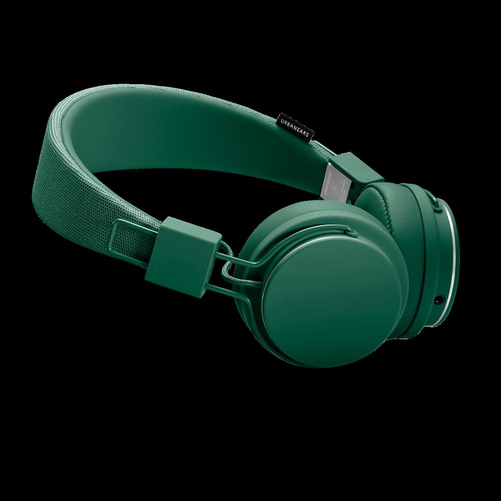 Plattan 2 Emerald Green
