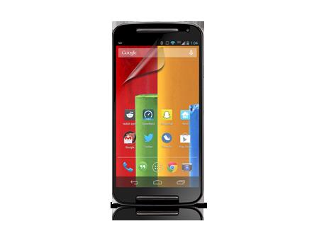 Case-Mate Basic Screen Protector Tri-Pack - Motorola Moto G