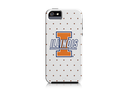 Case-Mate Illinois Dots Case - iPhone 5