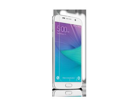 BodyGuardz Pure Tempered Glass Screen Protector - Samsung Galaxy S 6