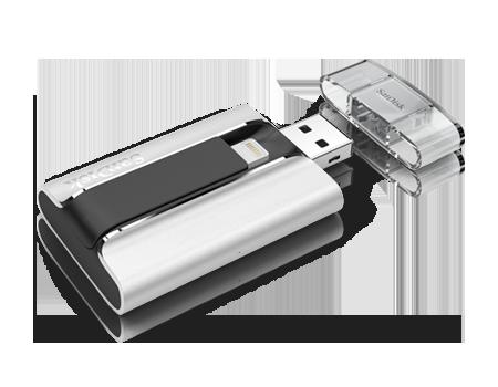 Memory SanDisk iXpand Flash Drive