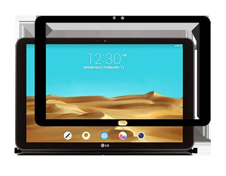 Moshi Anti-Glare/Anti Fingerprint iVisor Screen Protector - LG G Pad X 10.1