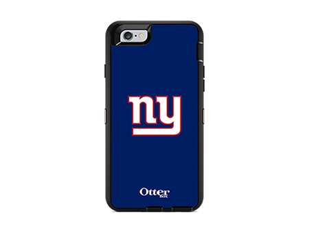 OtterBox Defender Series NFL New York Giants Case and Holster - iPhone 6/6s