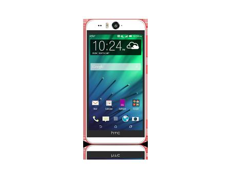 HTC Desire EYE - White Coral Reef