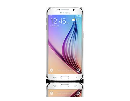 Samsung Galaxy S6 - 64GB - White Pearl