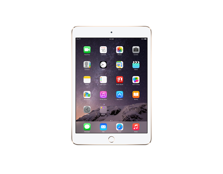 Apple iPad mini 3 - 128GB - Gold