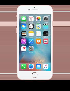 Apple iPhone 6s - 128GB - Rose Gold