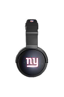iHip NFL Light Up Headphones - NY Giants