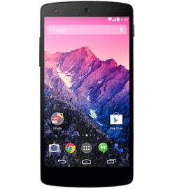Nexus 5 - Certified Pre-Owned