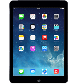 iPad Air - Space Gray - 128GB