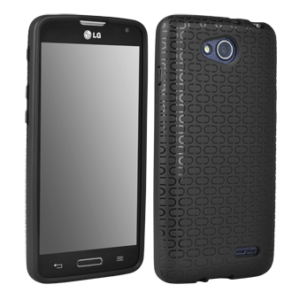 LG Optimus L90 Flex Protective Cover - Black
