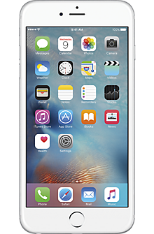 Apple® iPhone® 6 Plus 128GB in Silver