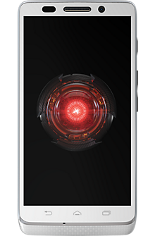 DROID Mini by Motorola in White