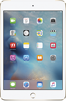Apple® iPad® mini 4 128GB in Gold
