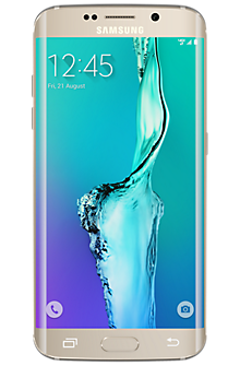Samsung Galaxy S6 edge + 32GB in Gold Platinum