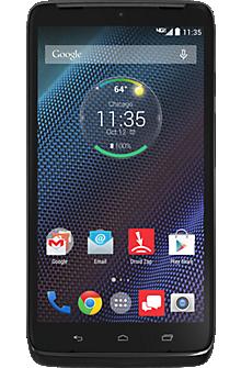 DROID TURBO by Motorola 32GB in Black Ballistic Nylon