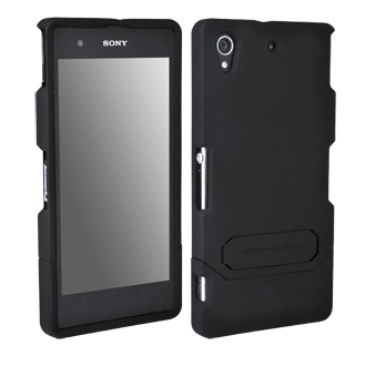 Sony Xperia Z1S Body Glove Elite Stand Case - Black