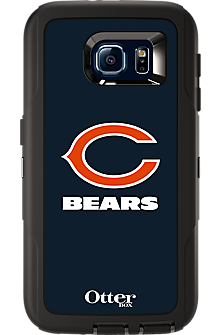 NFL Defender by OtterBox for Samsung Galaxy S 6 - Chicago Bears
