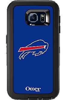 NFL Defender by OtterBox for Samsung Galaxy S 6 - Buffalo Bills