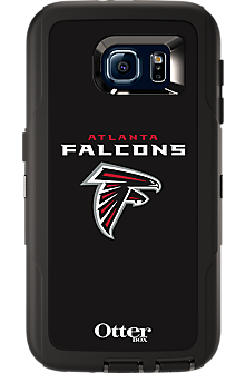 NFL Defender by OtterBox for Samsung Galaxy S 6 - Atlanta Falcons