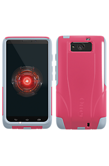 OtterBox Commuter for MAXX - Pink with White