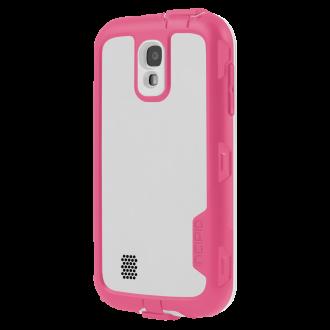 Samsung GS4 Incipio ATLAS Case - White & Pink