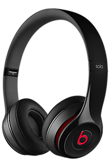 Beats Solo 2 Wireless Headphone - Black