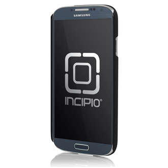 GS4 Incipio feather Shell - Black