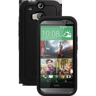 HTC One M8 OtterBox Defender Series Case - Black