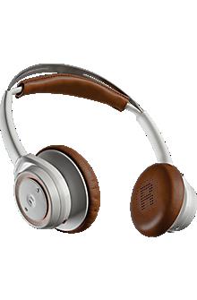 BackBeat Sense Wireless Headphones - White