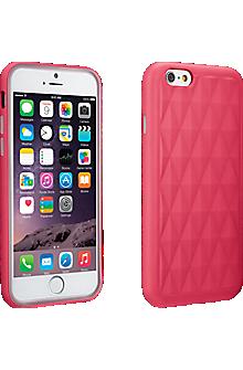 Milk & Honey Geometric Pattern case for iPhone 6/6s - Pink