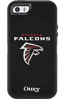 NFL Defender by OtterBox for Apple iPhone 5/5s - Atlanta Falcons