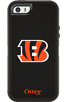 NFL Defender by OtterBox for Apple iPhone 5/5s - Cincinnati Bengals