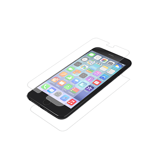 iPhone 6 Plus ZAGG invisibleSHIELD Dry
