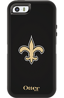 NFL Defender by OtterBox for Apple iPhone 5/5s - New Orleans Saints