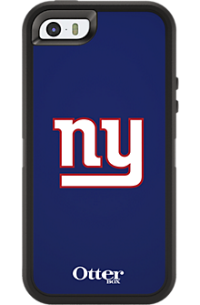 NFL Defender by OtterBox for Apple iPhone 5/5s - New York Giants