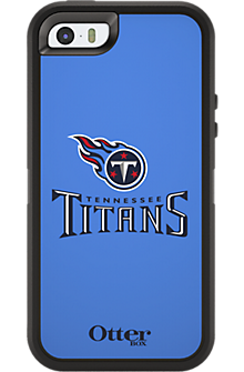 NFL Defender by OtterBox for Apple iPhone 5/5s - Tennessee Titans