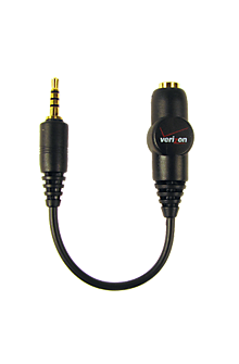 3.5mm Adapter - Converts Any 3.5mm connector to 2.5mm (Female 3.5 to male 2.5)