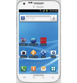 Galaxy S II - White - No Credit Check - Refurb